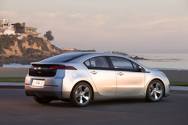 авто, электромобили, экология, General Motors, Chevrolet Volt
