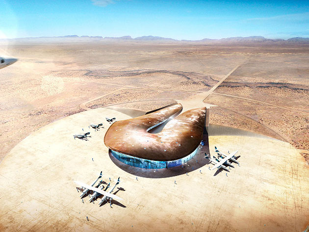 The Virgin Galactic Gateway to Space