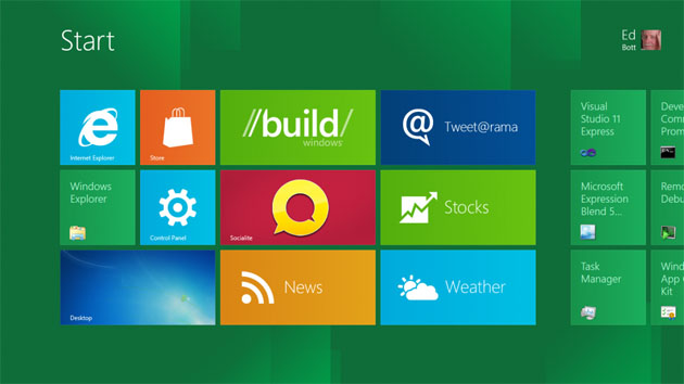 �������� ������ Windows 8