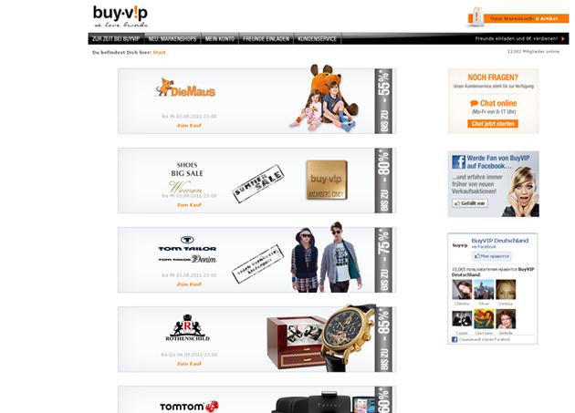 Buyvip Com Rücksendung