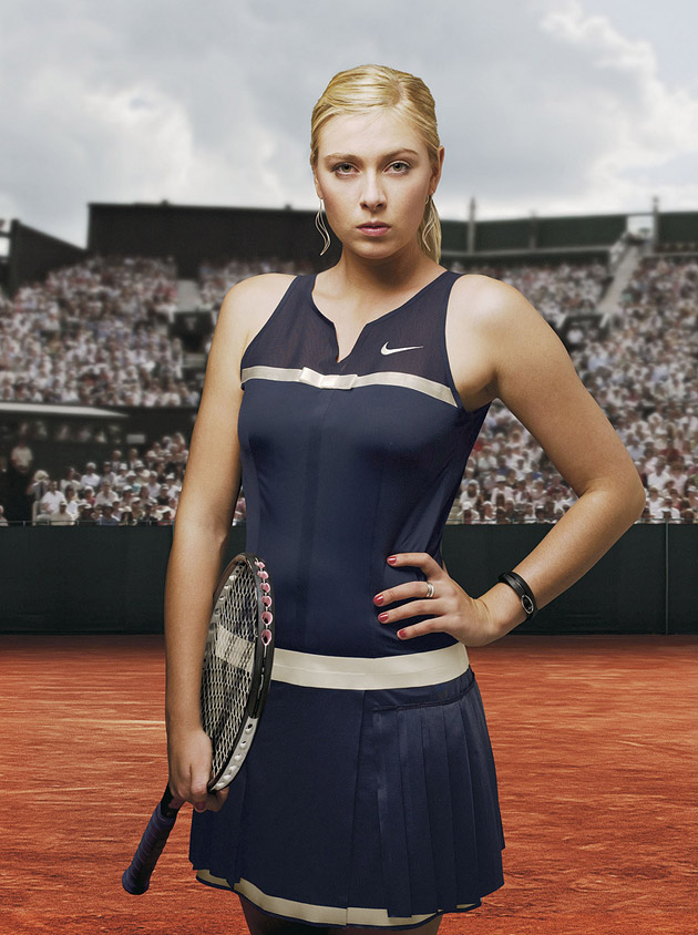 ����� �������� (Maria Sharapova), Tiffany