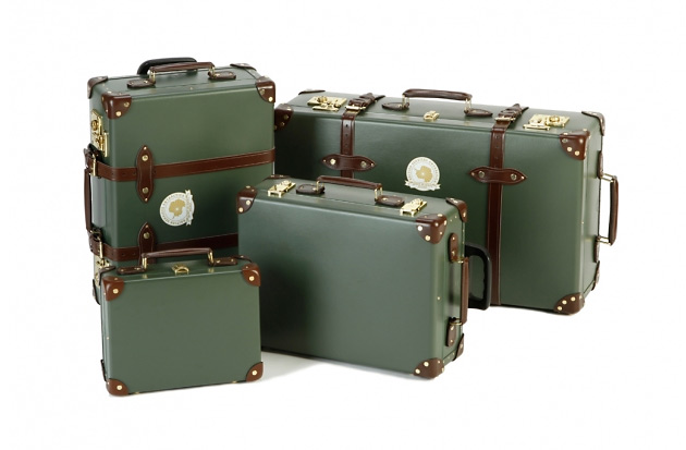 Globe-Trotter Antarctic Expedition Luggage Collection