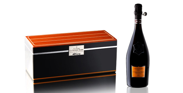 Cliquot, Van Cleef & Arpels, Laurent-Perrier, вина