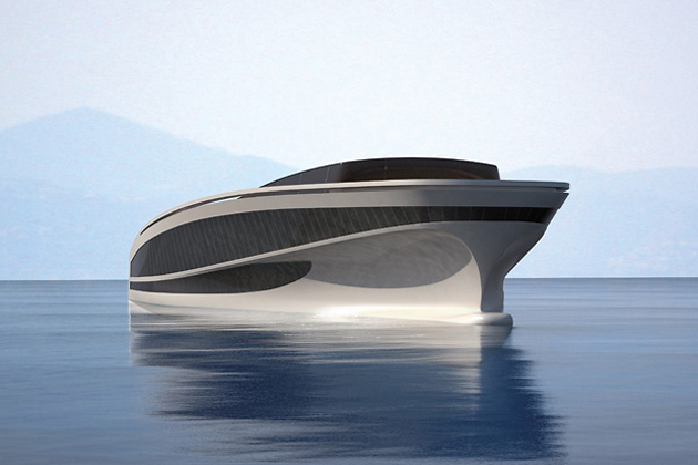 Wally-Hermes Yachts, яхты, дизайн, Wally, Hermes
