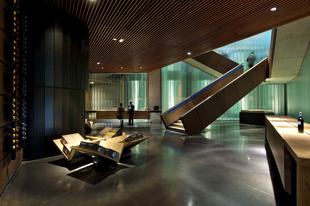 ������ ����� Faustino Group, Foster + Partners