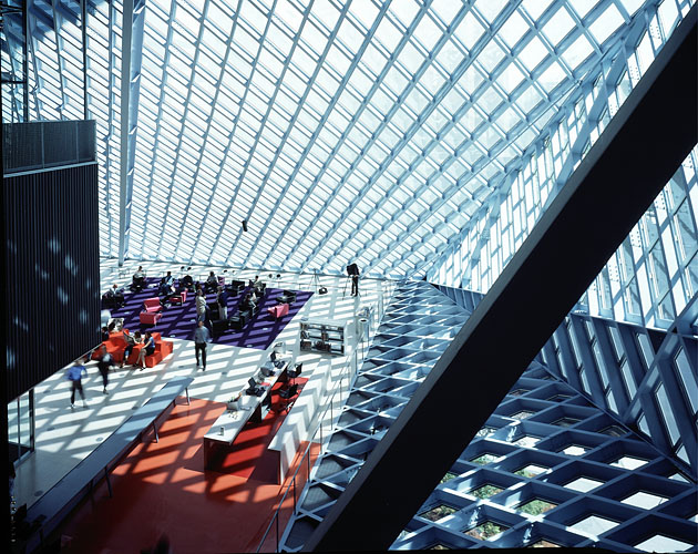 OMA: Seattle Central Library