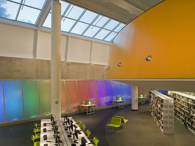 Frye Gillan Molinaro Architects: The Poplar Creek Public Library