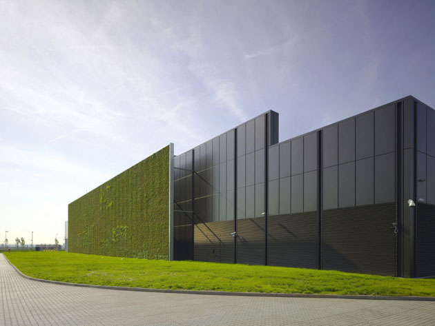 Citigroups's Data Centre in Frankfurt