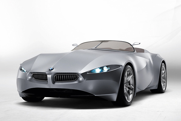 BMW GINA Light Visionary Model, ��������, ������, ��������