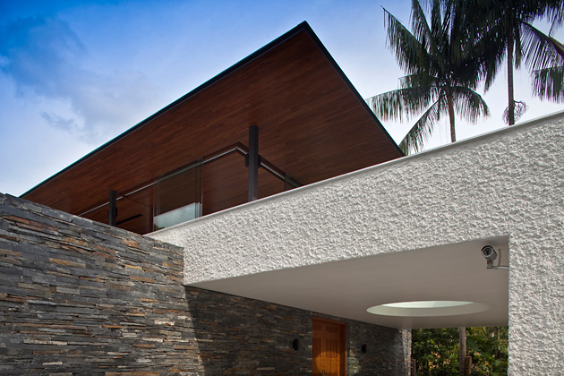 Water-Cooled House, Wallflower Architecture + Design, Сингапур