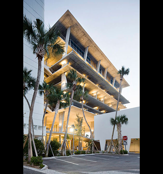 1111 Lincoln Road by Herzog de Meuron, Майами, США