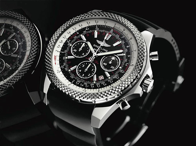 Breitling Introduces Bentley Motors Speed Chronograph, Baselworld 2009, Baselworld, часы, Ulyssе Nardin, Concord, Harry Winston