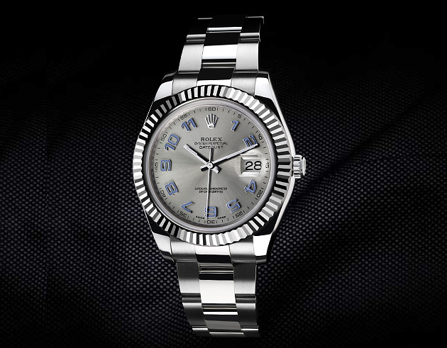 Rolex l'Oyster Perpetual Datejust II Rolesor, Baselworld 2009, Baselworld, часы, Ulyssе Nardin, Concord, Harry Winston