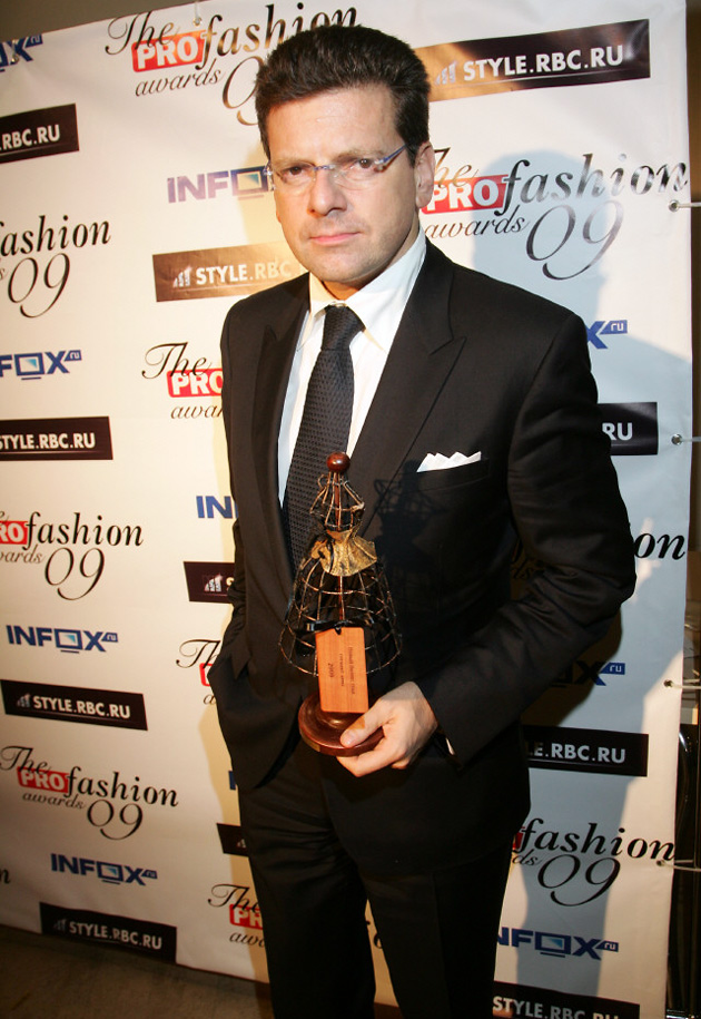 Константин Андрикопулос, PROfashion Awards 2009, премии, fashion, PROfashion Awards