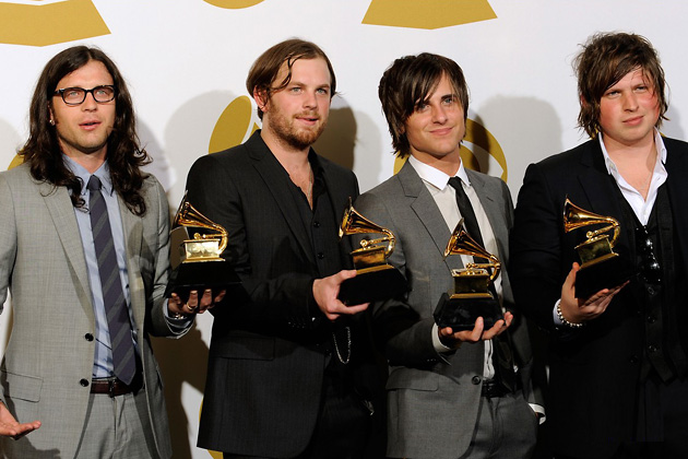 Kings of Leon, Grammy Awards 2010, ������, ������, ������