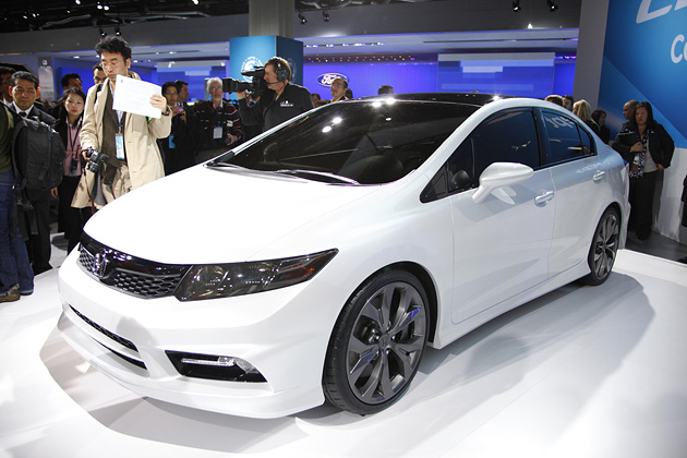 Honda Civic Concept 2012