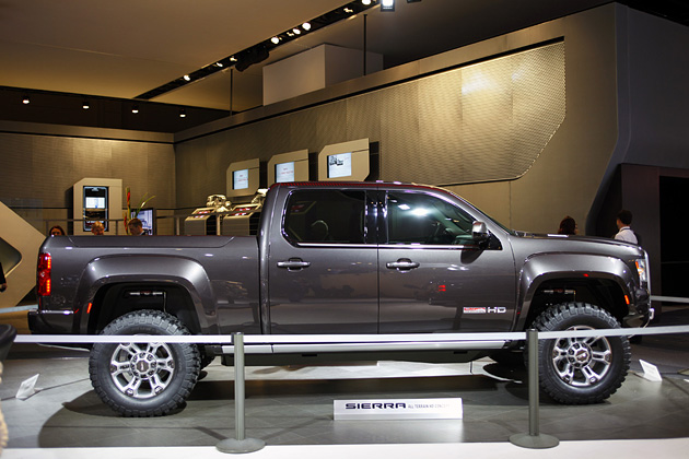 GMC Sierra All Terrain Concept