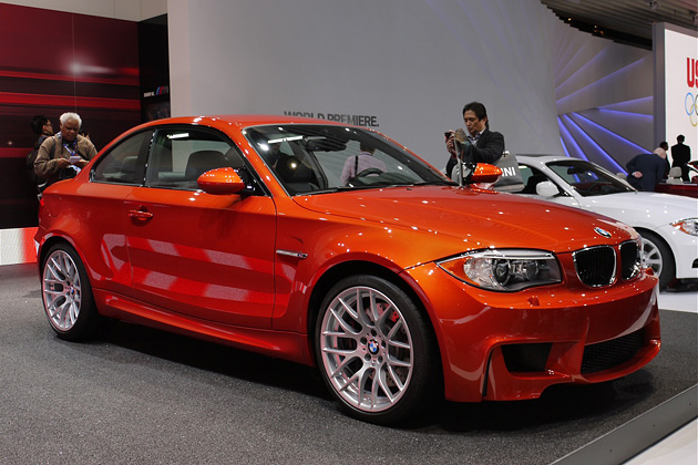 BMW 1 Series M Coupe 2012