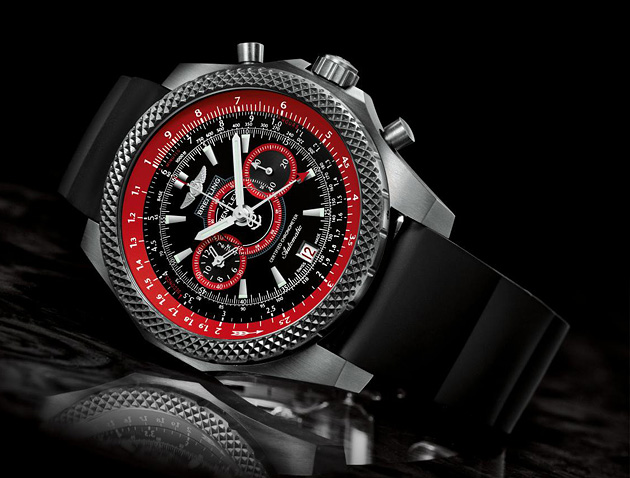 Breitling Ice Record Edition