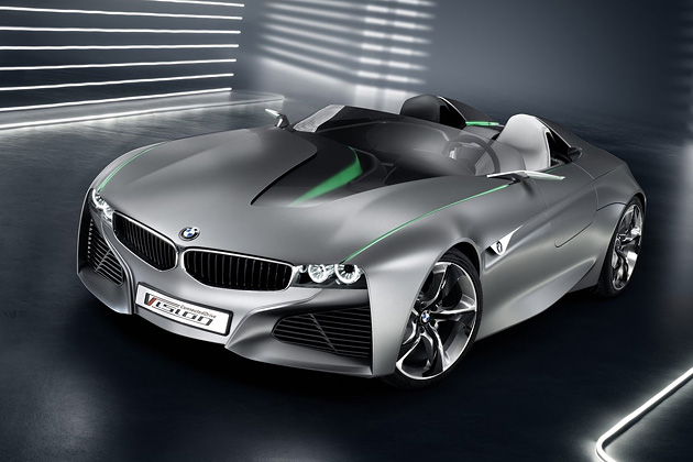 BMW ConnectedDrive Concept