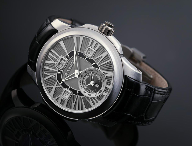 Ateliers DeMonaco Quantieme Perpetual Limited Edition