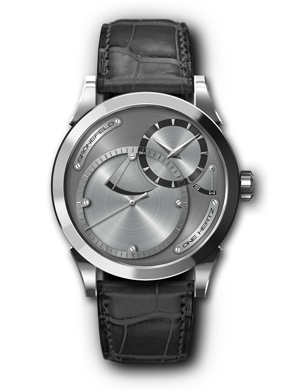 Gronefeld One Hertz Caliber G-02 Watch