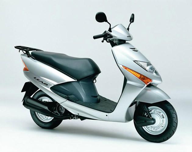 Схема электрооборудования скутеров Honda Lead NH50 NH90