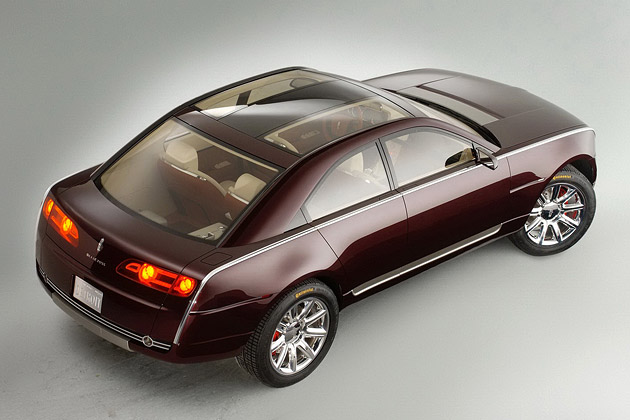 Lincoln Navicross Concept 2003