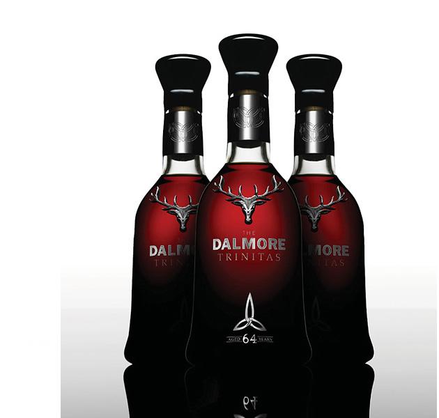 Виски Dalmore 64 Trinitas