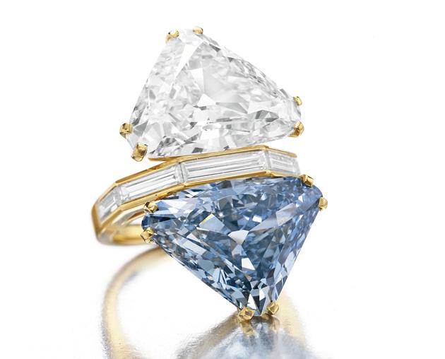 BVLGARI Синий Алмаз