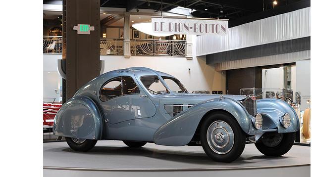 Bugatti Atlantic 1936 года