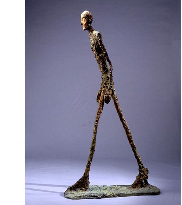 Скульптура Джакометти