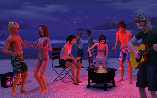 �����, ����, The Sims 3 - 1,4 ��� ����� �� ������