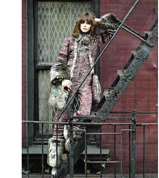 Рекламная кампания Chanel FW 2010/2011
