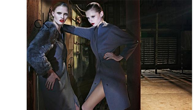 Рекламная кампания Calvin Klein FW 2010/2011
