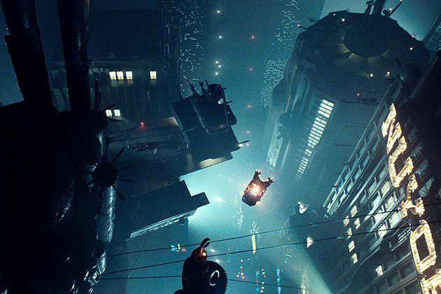 Бегущий по лезвию / Blade Runner смотреть онлайн.