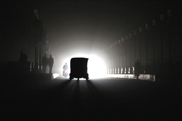 LIGHT'S TRYST WITH DARKNESS IN SEMI-URBAN INDIA/Taran Bedi