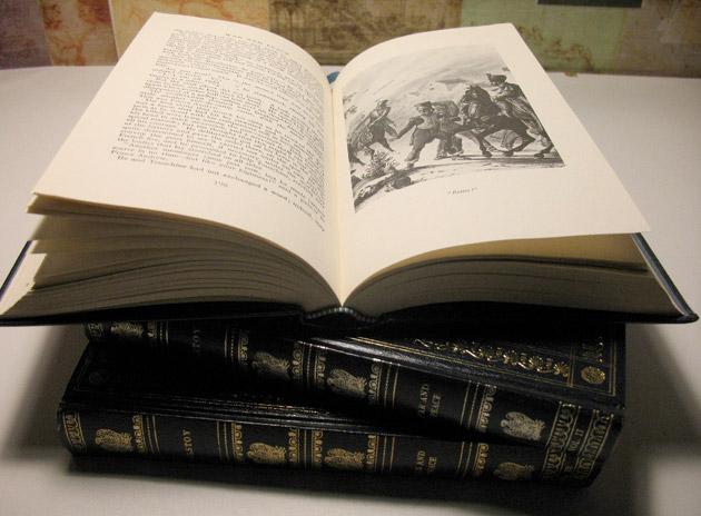 «Война и Мир», Лев Толстой, искусство, литература, рейтинги, Newsweek, Обязательно к прочтению