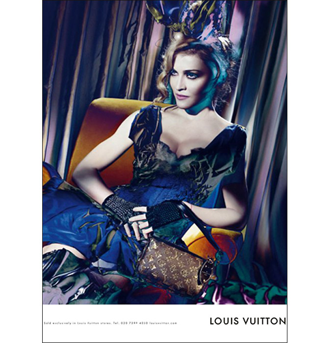 ��������� ��������, �����-���� 2009, �������, Louis Vuitton, Steven Meisel