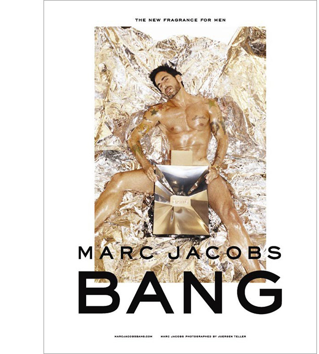 Marc Jacobs Bang, Марк Джейкобс