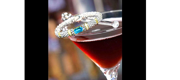 High Roller Martini