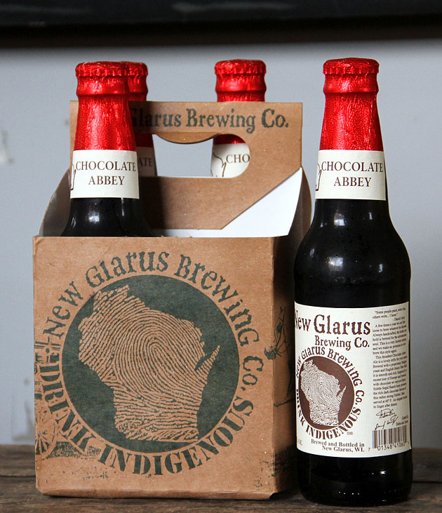 New Glarus Chocolate Abbey