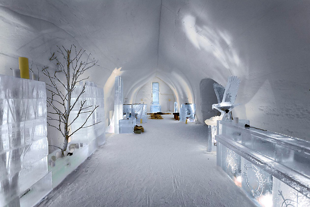 ����� Icehotel, �����, �����������, �����, ����������� �������