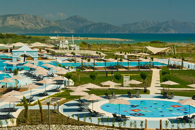 отели, Hilton Dalaman Golf Resort & Spa, Турция