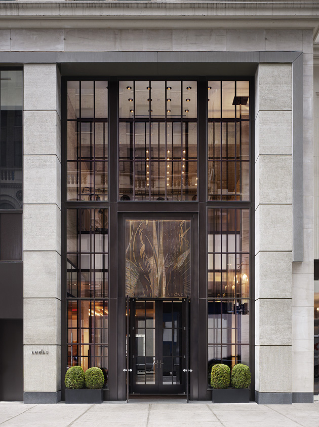 Hyatt-Andaz 5th Avenue, ���-����