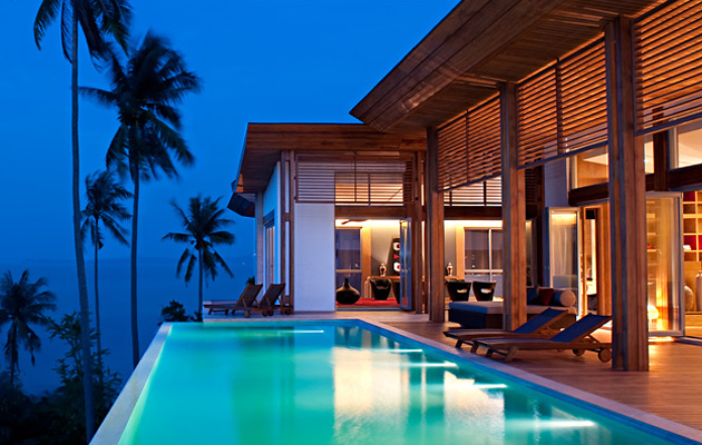 The W Hotels Koh Samui, Таиланд