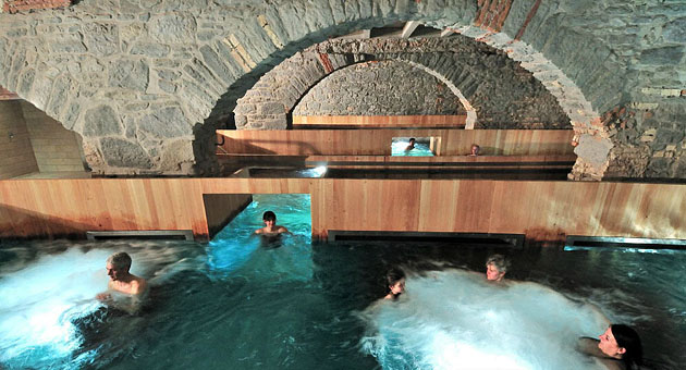 Thermalbad and Spa Zurich