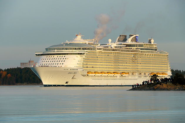 Oasis of the Seas, �����, ������