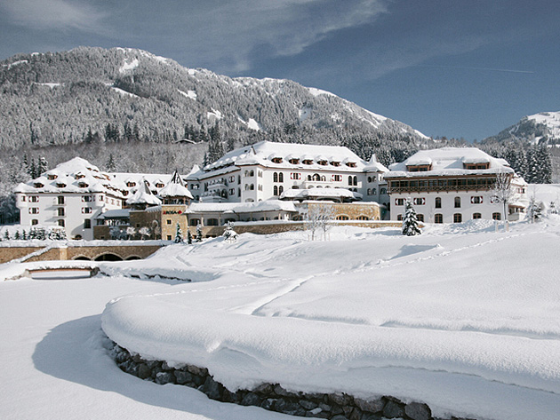 Grand SPA Resort A-ROSA Kitzbuhel, отели, Австрия