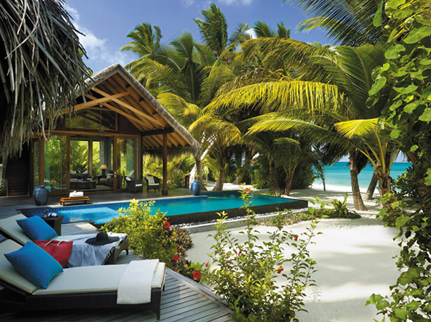 Shangri-La's Villingili Resort and Spa, Мальдивы, отели